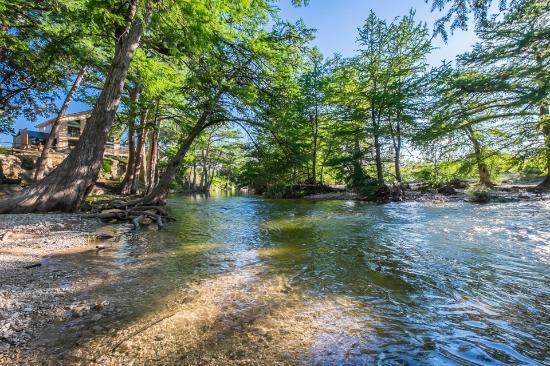 Rio Frio, تكساس: Frio River View