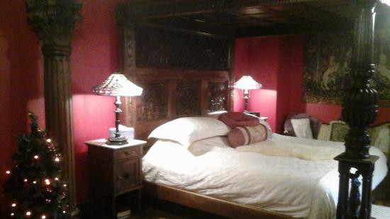 Albion Manor Bed and Breakfast: Henry VIII