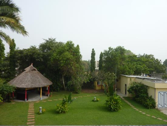 Livingstone Hotel & Restaurant