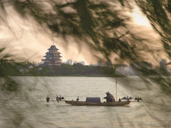 Suzhou, China: Taohua Island