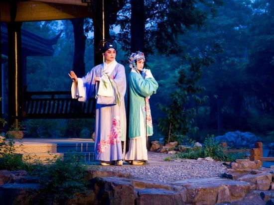 Suzhou, China: Kunqu Opera in Garden