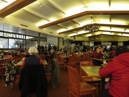 Yosemite Valley Lodge: Dining In The Food Court