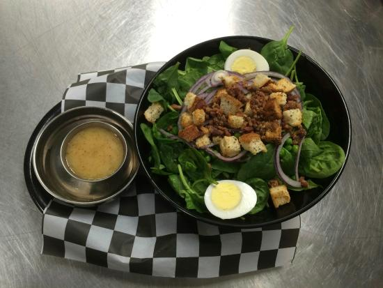 Stephenville, TX: Spinach Salad