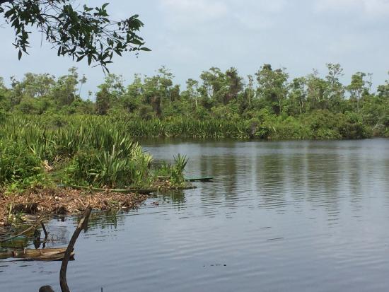 Dendam Tak Sudah Lake