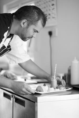 Thaxted, UK: Patrick The Chef