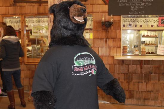 Placerville, Kalifornien: Happy Bear