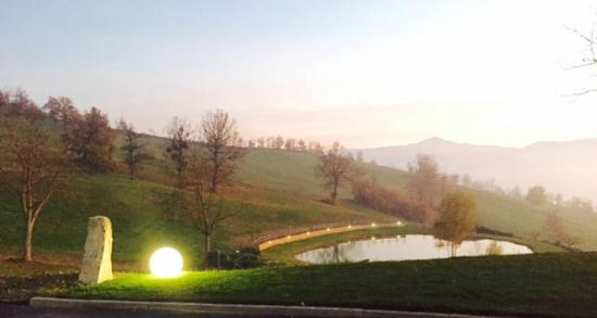 Prignano Sulla Secchia, Italia: Il nostro lago