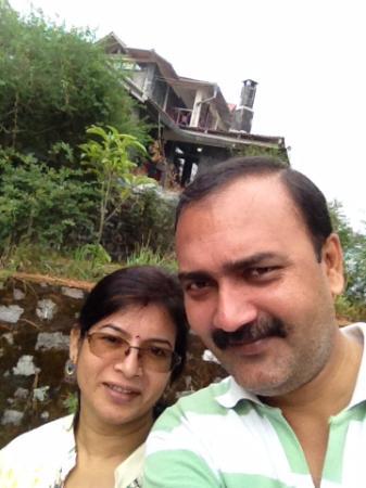 The Hermitage Kailash: Ground / Lawn