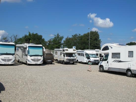 Area Camper Milano
