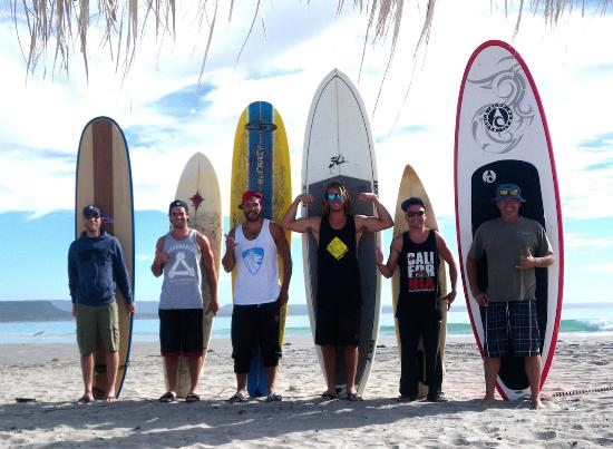 La Ventana, Mexico: Surf Trips