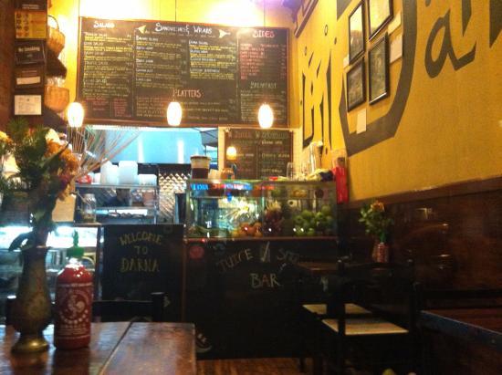 Photo of Mediterranean Restaurant Darna Falafel at 200 Court St, Brooklyn, NY 11201, United States
