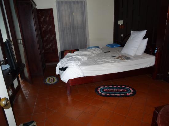 Villa Le Tam Tam: mein zimmer