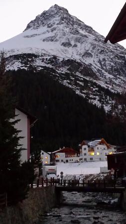 Hotel Toni: panorama