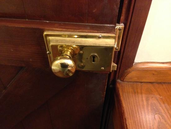 Old time door knob