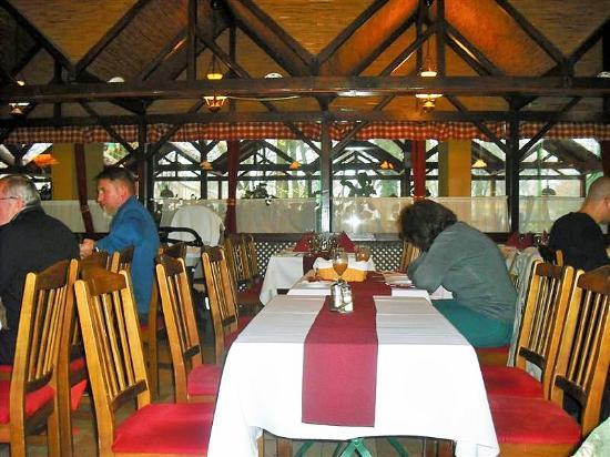 Bekescsaba, Hongrie : Az étterem