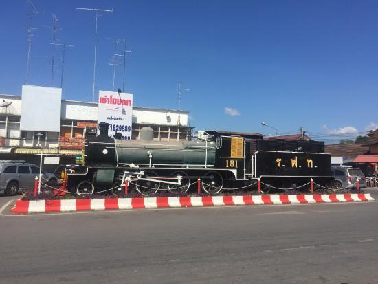 Bon Bon Guest House : Railway station