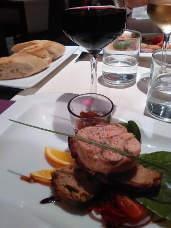 Saveurs et Sens : foie gras