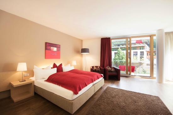 Skihotel Galzig: Doppelzimmer