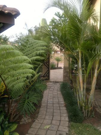 Lephalale, Republika Południowej Afryki: Garden