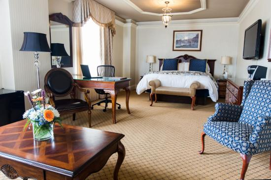 Historic Hotel Bethlehem: Suite