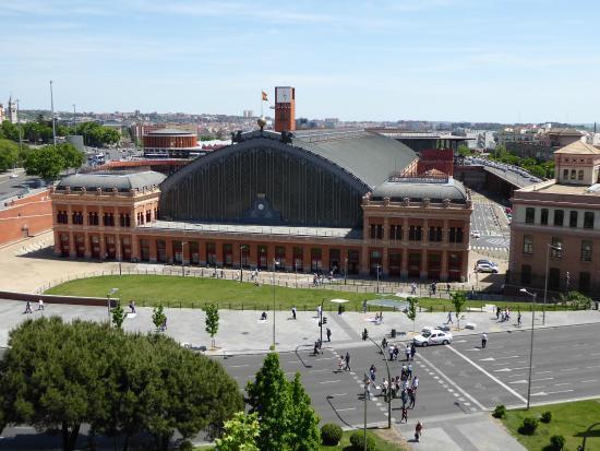 Detalhes Da Estacion Atocha Picture Of Estacion De
