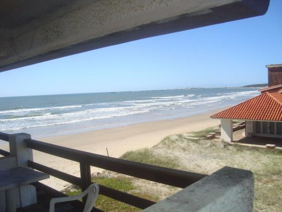 Hotel Terrazas de Costa Azul: balcon al mar
