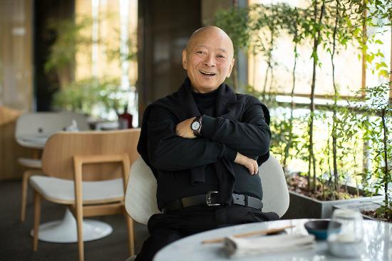Toshi Restaurante Nikkei: Nuestro itamae: Toshiro Konishi.