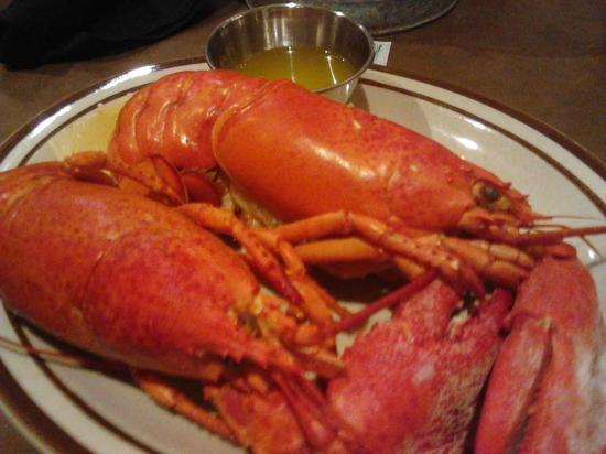 Fireside Restaurant : Lobster Buffet