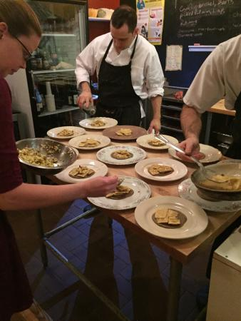 Trumansburg, estado de Nueva York: Kitchen wonders!