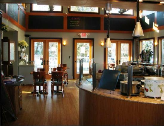 Marketplace Interior Picture Of Main Course Restaurant New Paltz