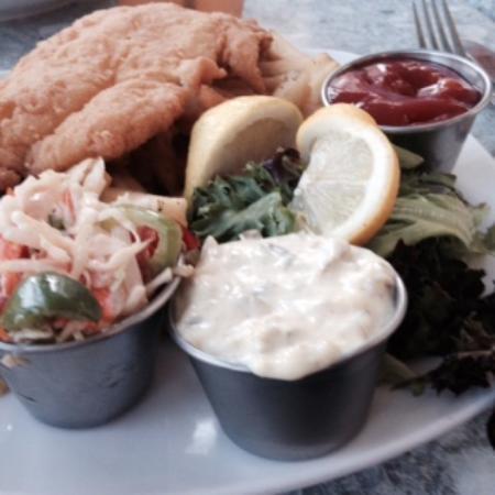 Mattapoisett, MA: Fish & Chips