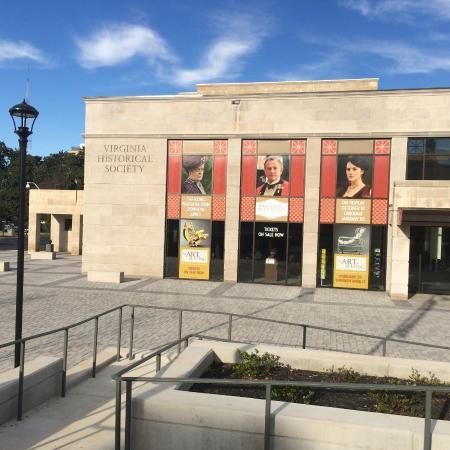 Virginia Historical Society facade