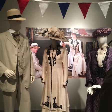 Virginia Historical Society : Dressing Downton exhibit