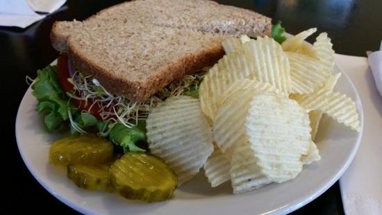 Martinsville, IN: Veggie Sandwich