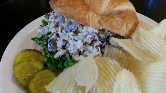 Martinsville, IN: Chicken Salad
