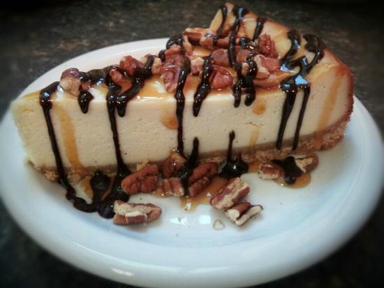 Martinsville, IN: Turtle Cheesecake