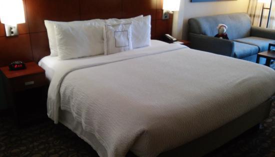 Courtyard New Bern: Perfect sleep guaranteed