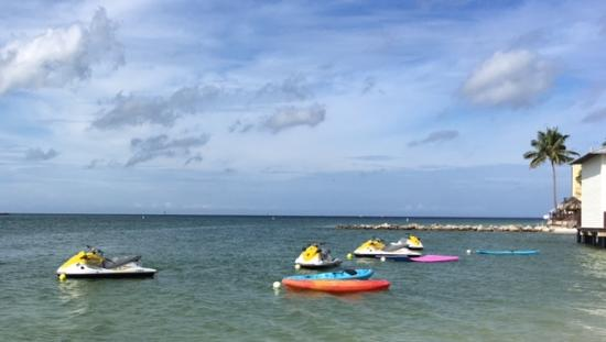 Makin Waves Water Sports Rentals: A beautiful day on Jet Skis in Clearwater Beach FL