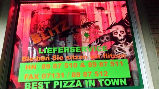 Pizza Blitz Heilbronn