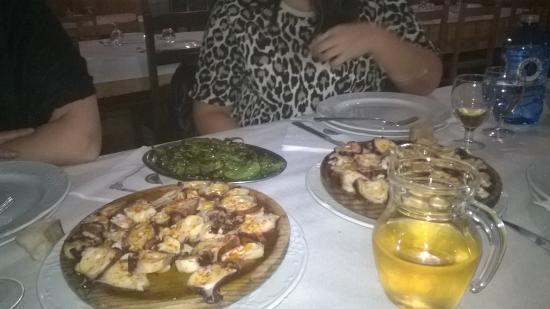 A CASA DO CHE: cena en O Che