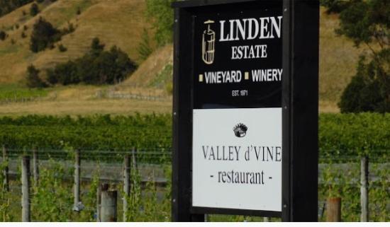 Eskdale, Neuseeland: Linden Estate vineyards