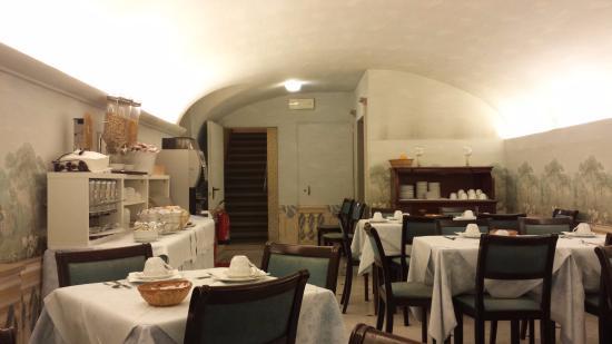 Classic Hotel: sala colazione