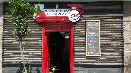De La Piedra Al Bamboo