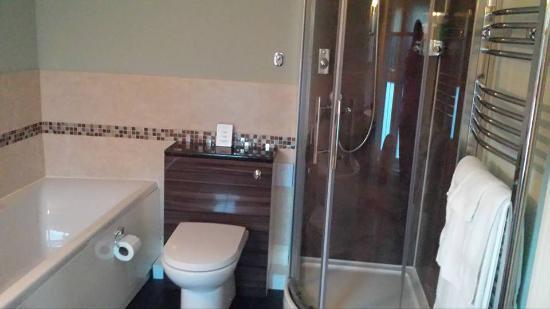 Chatton, UK: Bathroom