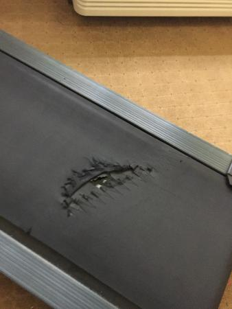 La Quinta Inn & Suites Miami Lakes: Nice treadmill...