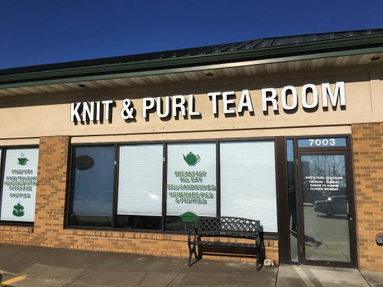 Knit And Purl Tea Room