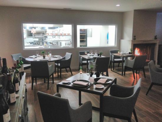 Dampmart, France: Salle du restaurant gastronomique