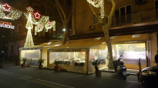 The Exterior Picture Of La Terrazza Del Barone Catania