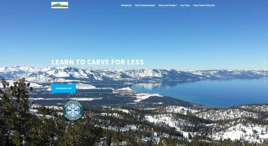 Squaw Valley, CA: Lake Tahoe's independent, affordable family instructor mountain guides.