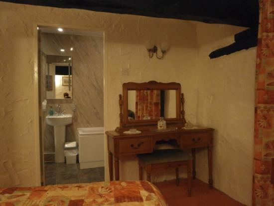 Aynsome Manor Hotel: Double Room in Annex